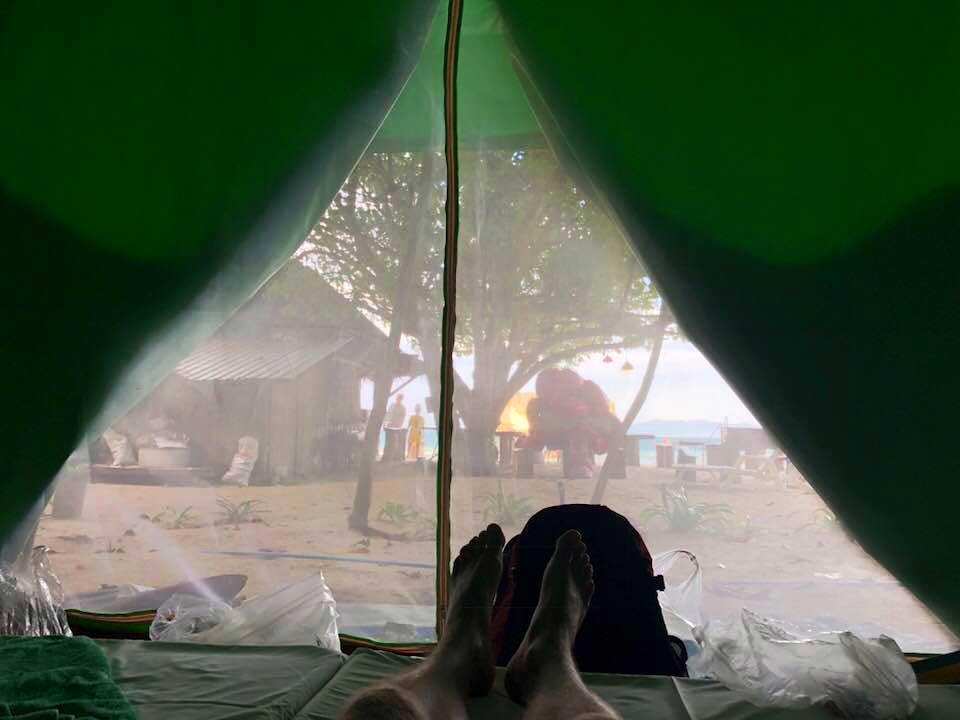Koh-Ngai-Camping