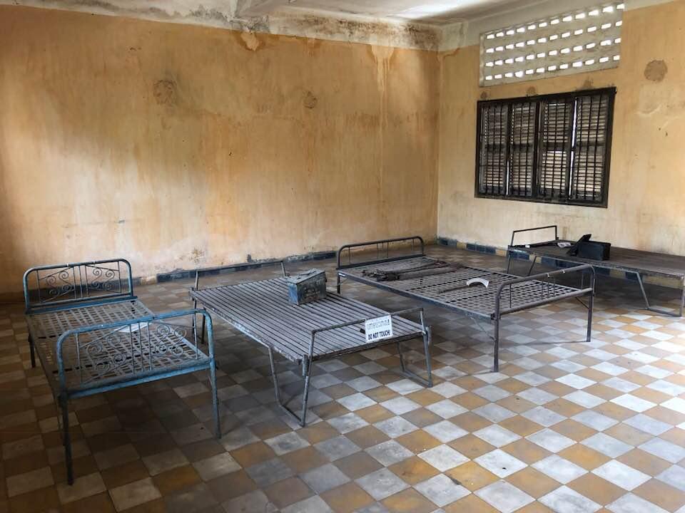 Tuol Sleng martelkamer