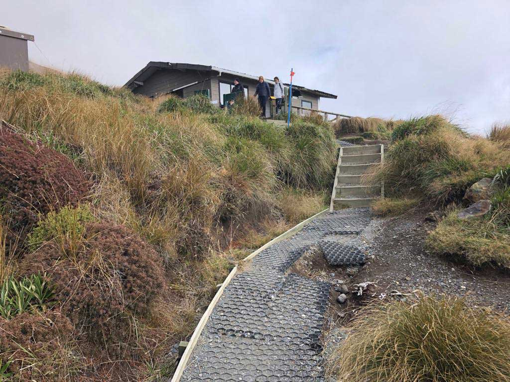 Tongariro Ketetahi-Hut