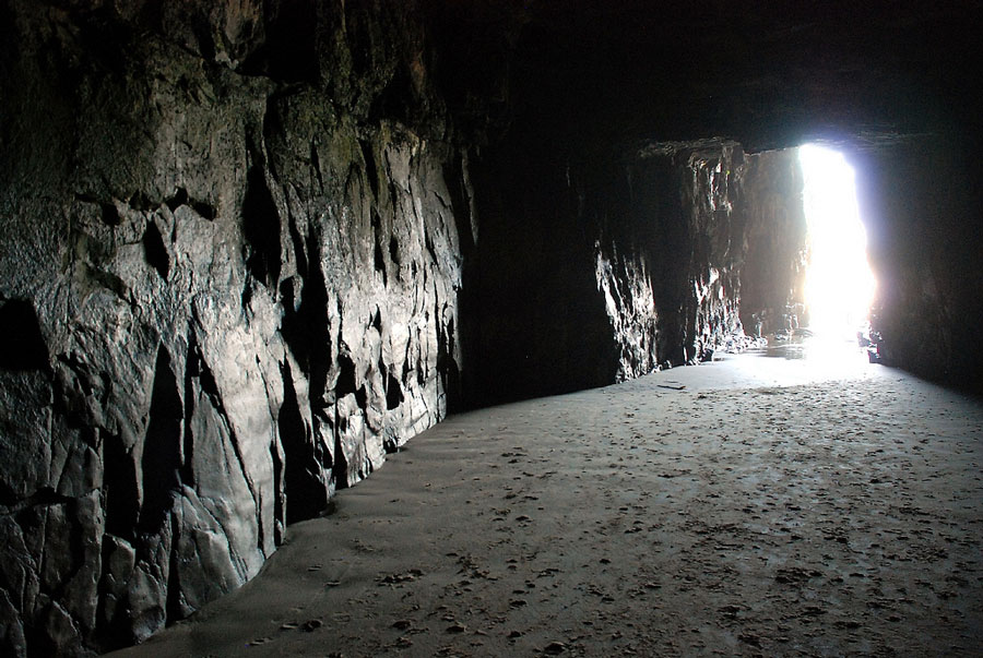 Cathedral-Caves-Catlins