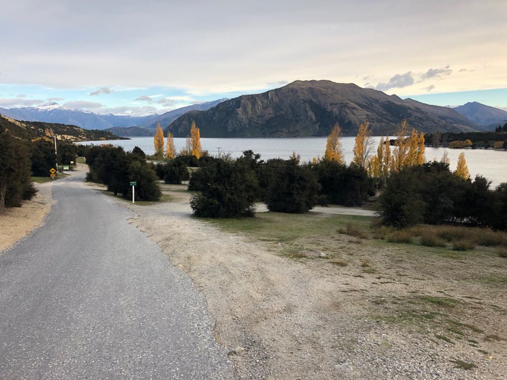 Lake Outlet Holiday Park Wanaka