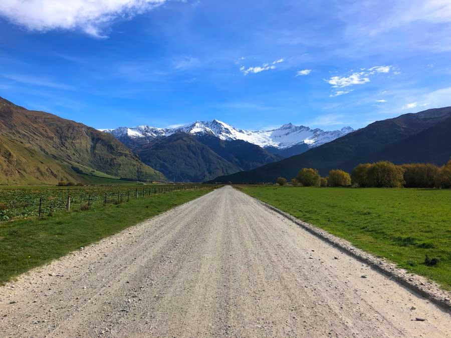 Rob-Roy-Glacier onderweg