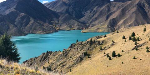 Lake Benmore uitzicht 2