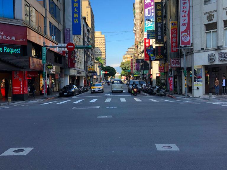 Ximending-Taipei