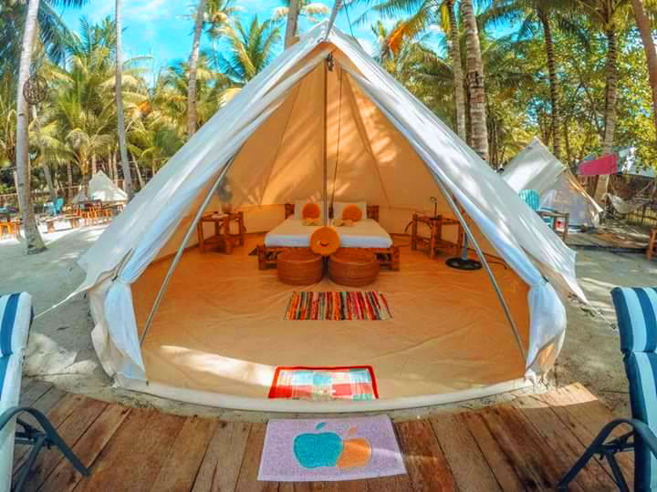 Glamping-Siquijor