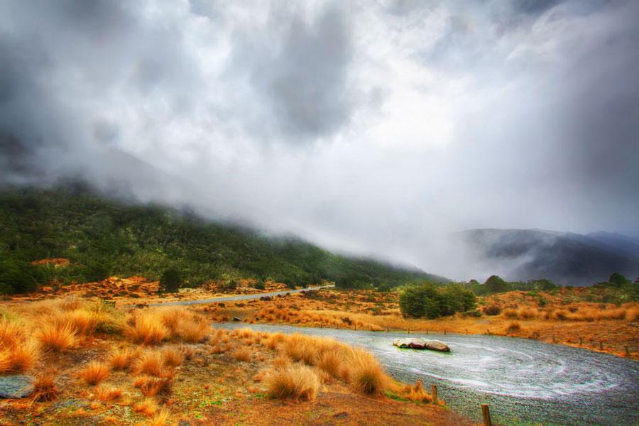 Lewis-Pass-Nieuw-Zeeland