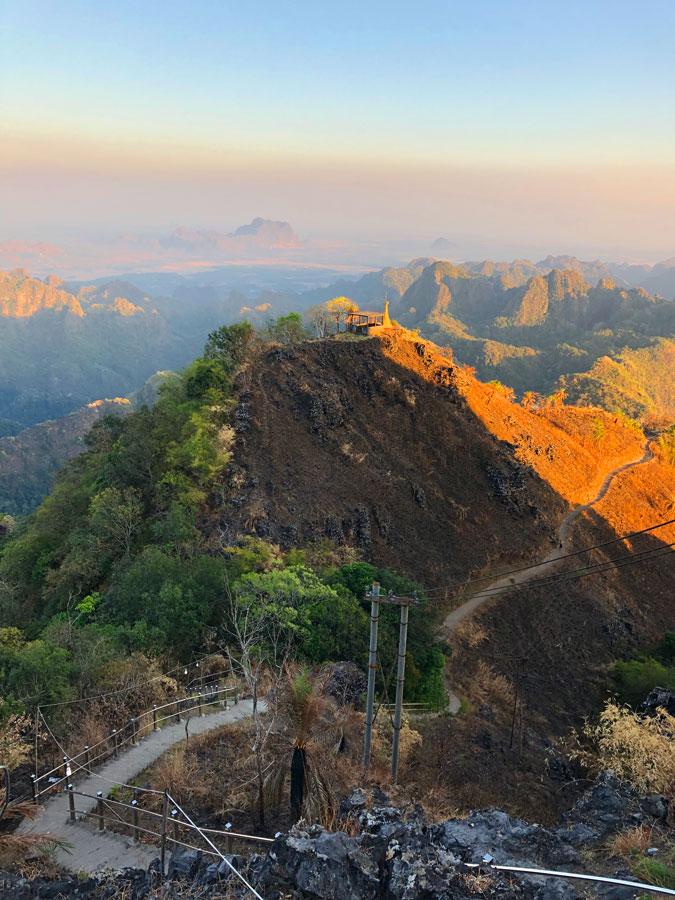 Mount-Zwegabin-uitzicht
