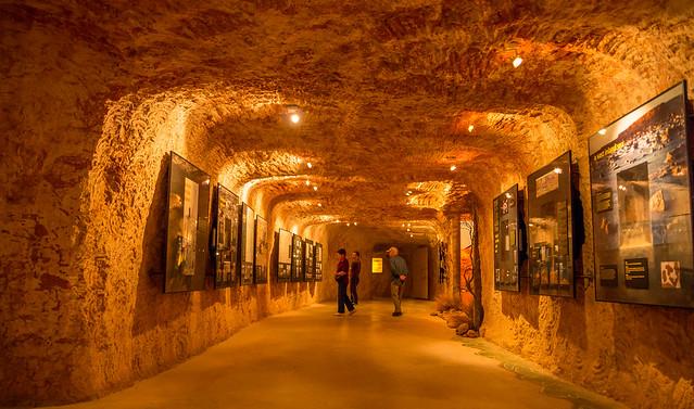 Umoona Opal Mine-Museum